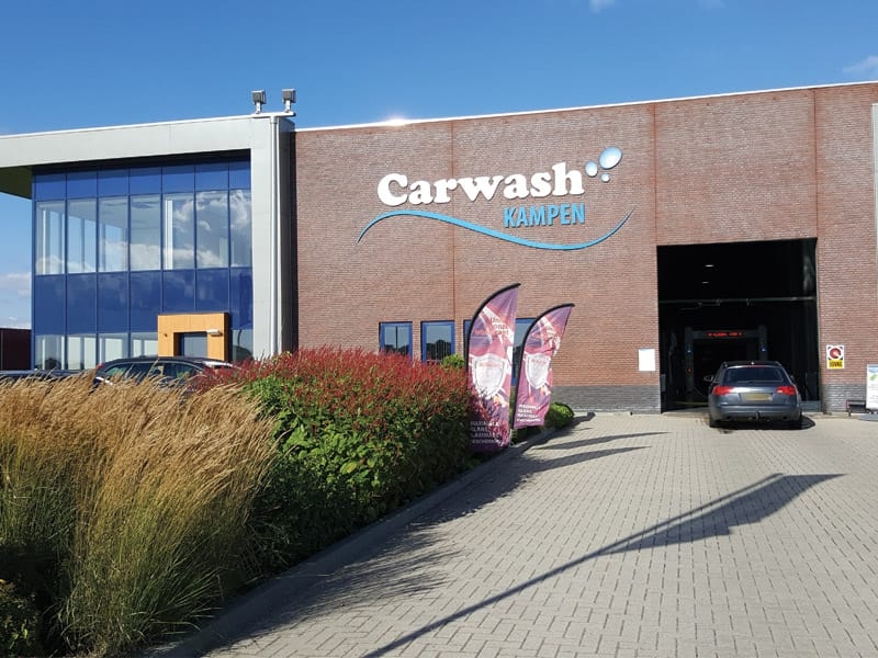 Wasstraat Carwash Kampen