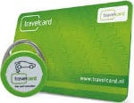 Travel card Nederland
