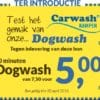 Dogwash introductie