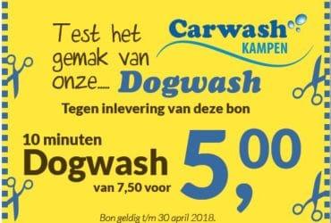 Dogwash introductie