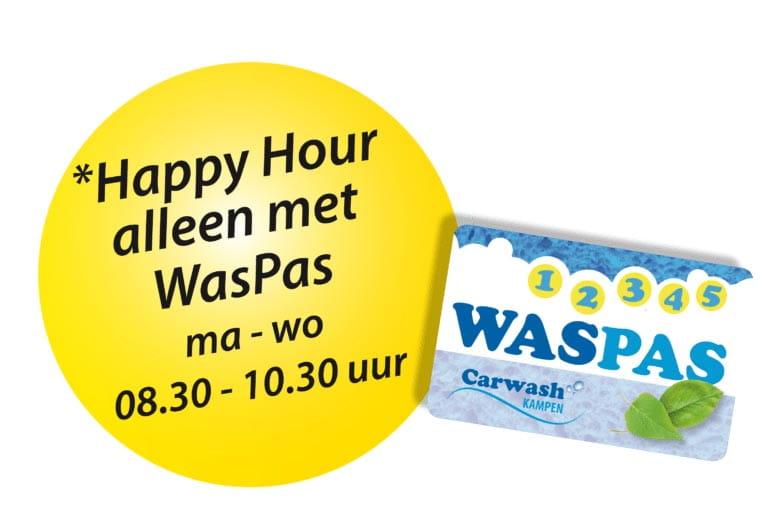 Profiteer van de Happy Hour acties met de Waspas