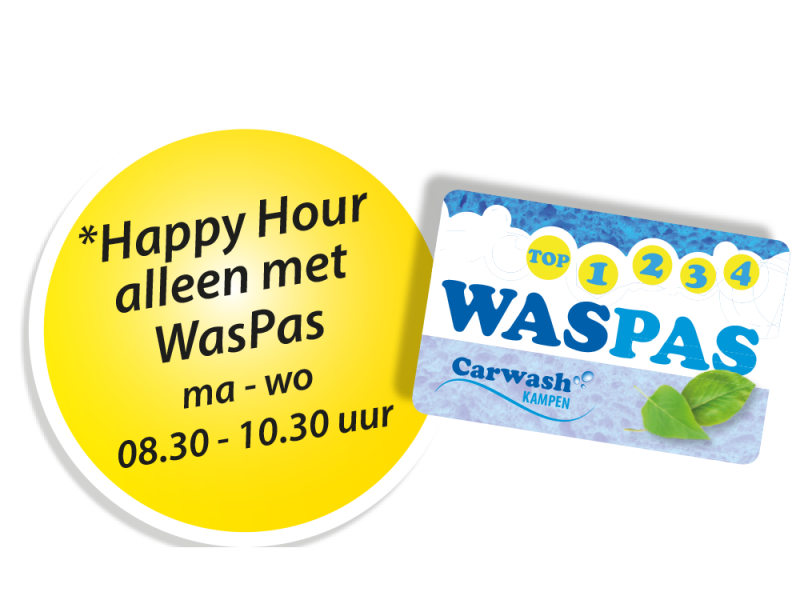 Button waspas happy hour
