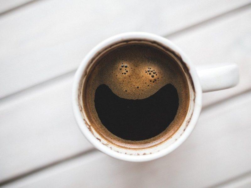 koffie seniorendag